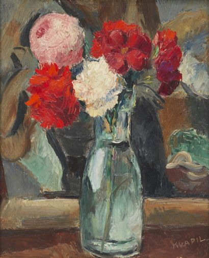 Charles KVAPIL (1884-1957)