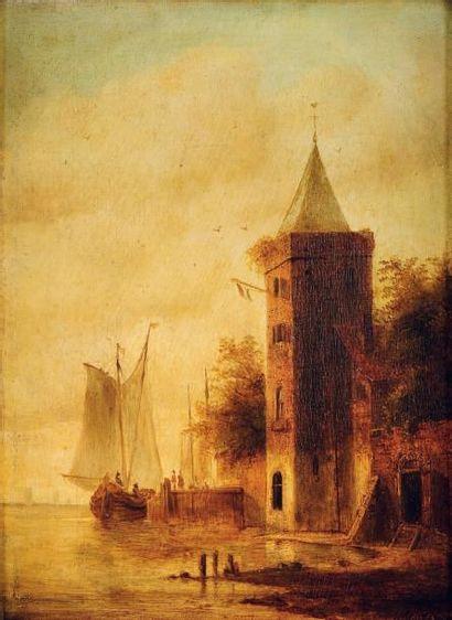 ATTRIBUÉ À THOMAS HERREMANS (1641-1694)