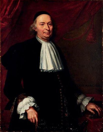ATTRIBUÉ À JAKOB VAN OOST (NÉ À BRUGES EN 1601-1671)