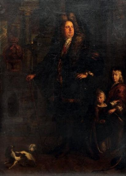 ECOLE HOLLANDAISE, VERS 1680