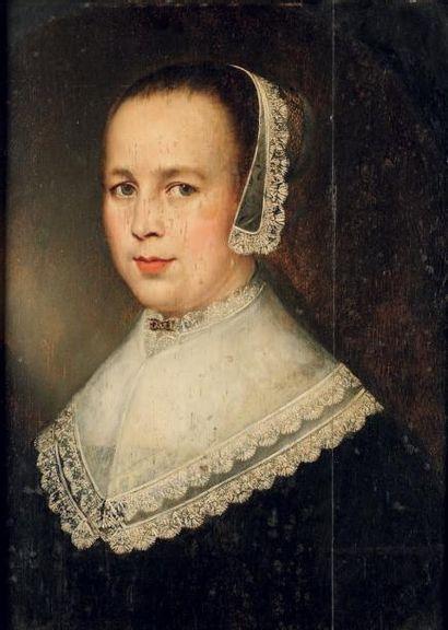 ECOLE HOLLANDAISE VERS 1650