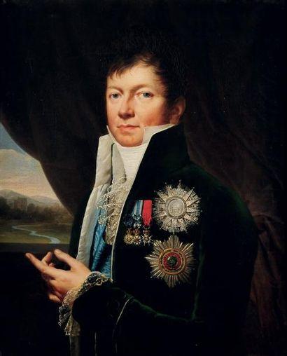 LOUIS ANDRÉ GABRIEL BOUCHET (1759-1842)