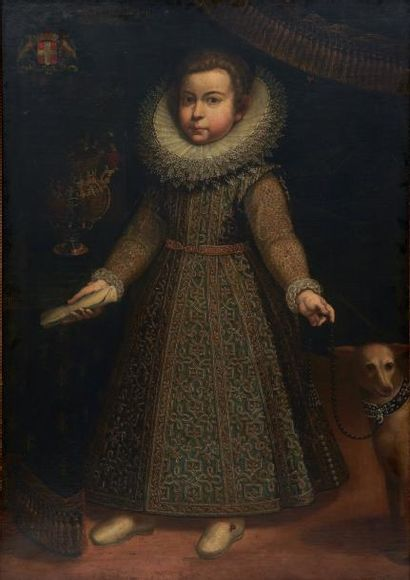 ATTRIBUÉ À TIBERIO TITI (1573 - 1627)