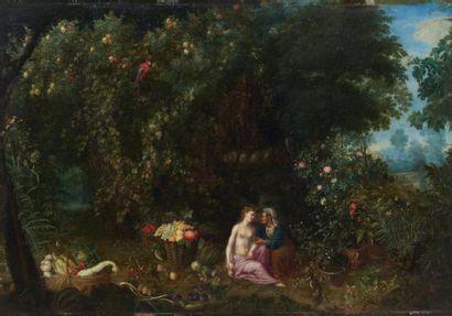 ADRIAEN VAN STALBEMT (1580-1662)