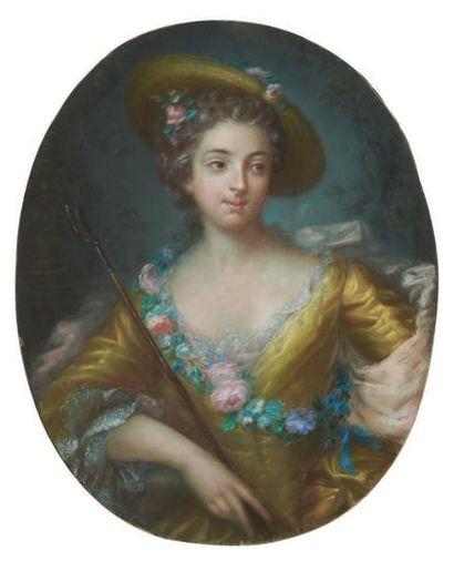 ATTRIBUÉ À LÉON PASCAL GLAIN (1723 - 1787)