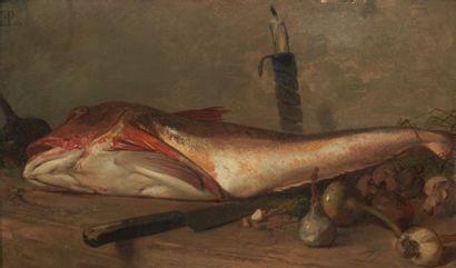 EUGÈNE LE POITEVIN (1806 - 1870)