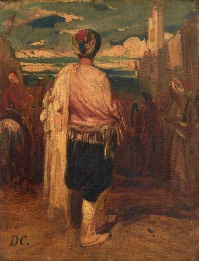 ATTRIBUÉ À GABRIEL DECAMPS (1803 - 1860)