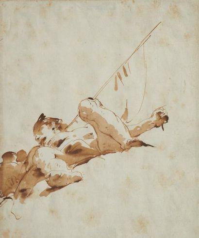 GIOVANNI BATTISTA TIEPOLO (VENISE 1696 - 1770)