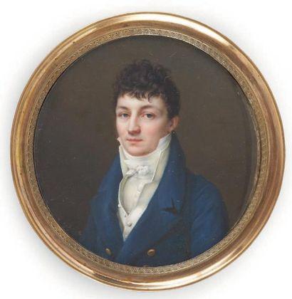 JEAN-BAPTISTE-JACQUES AUGUSTIN (SAINT-DIÉ, 1759 - PARIS, 1832)