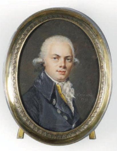 BARTHÉLÉMY ENFANTIN (1753- APRÈS 1799)