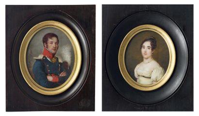 JOSEPH HEIGEL (MUNICH, 23 MARS 1780- PARIS 1837)