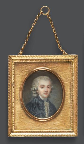 CLAUDE-JEAN-BAPTISTE HOIN (DIJON, 25 JUIN 1750 - 16 JUILLET 1817)