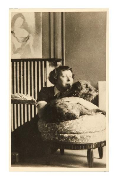 LAURENCIN Marie (1883-1956)