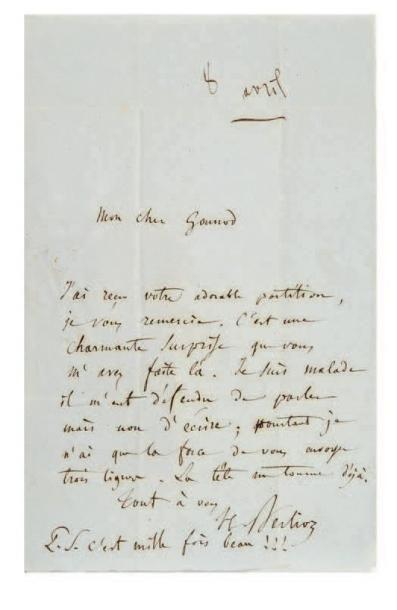 BERLIOZ Hector (1803-1869)