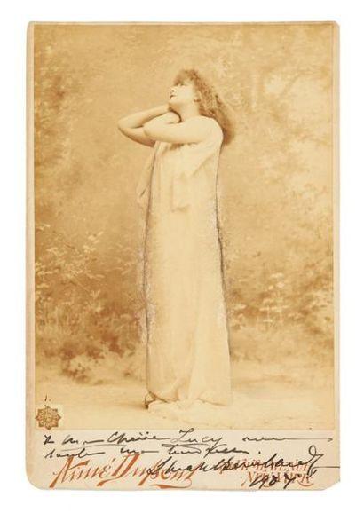 BERNHARDT Sarah (1844-1923)