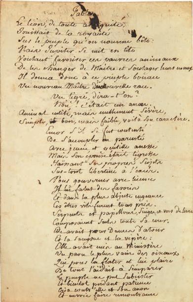 BABEUF (François-Noël dit Gracchus, 1764-1797)