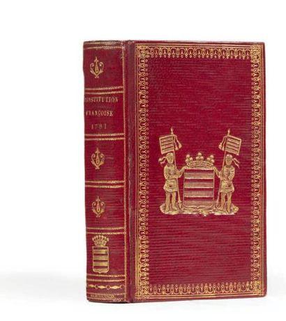 La Constitution française, décrétée par l'Assemblée...