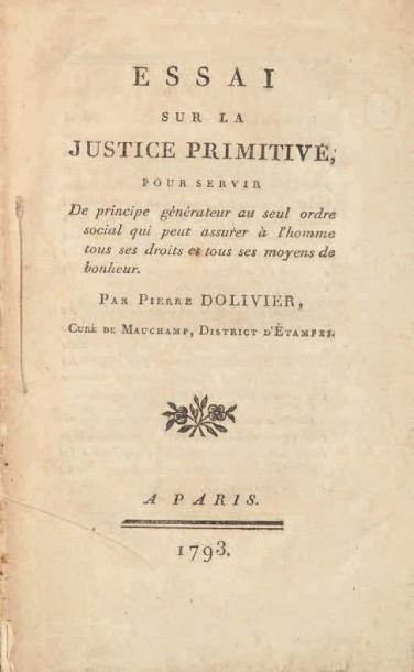 DOLIVIER (Pierre)