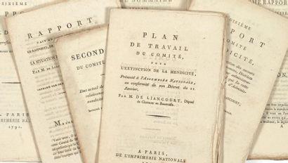 LA ROCHEFOUCAULD-LIANCOURT (François-Alexandre-Frédéric, duc de)