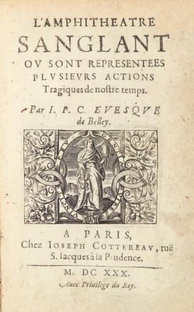 CAMUS (Jean-Pierre)