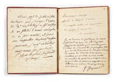 [CAPPLET (Amédée, 1775-1861)