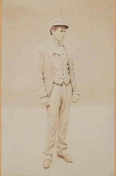 [CASERIO (Sante Geronimo, 1873-guillotiné 1894)