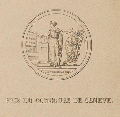 [COURRIER DE LYON]. [SELLON (Jean-Jacques...