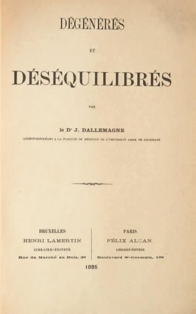 DALLEMAGNE (Jules)