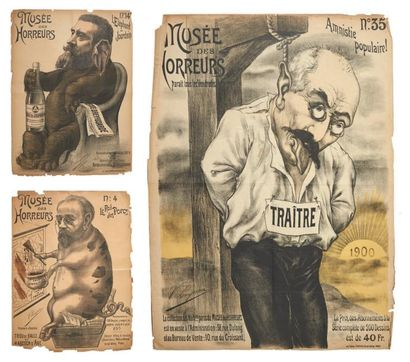 [DREYFUS]. LEPNEVEU (Victor). Le Musée des...