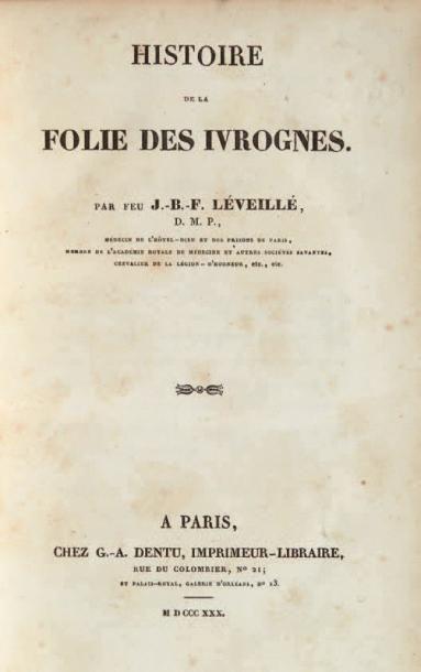 LÉVEILLÉ (Jean Baptiste François)