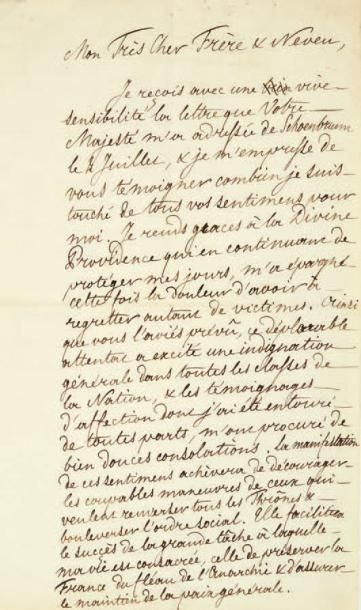 LOUIS-PHILIPPE IER (1773-1850)