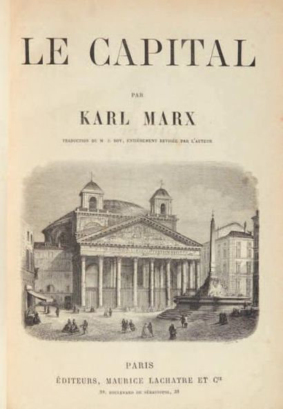MARX (Karl)