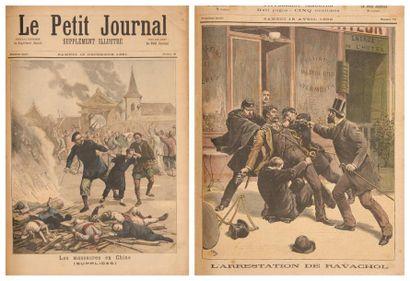 Le Petit Journal. Supplément illustré. 29...