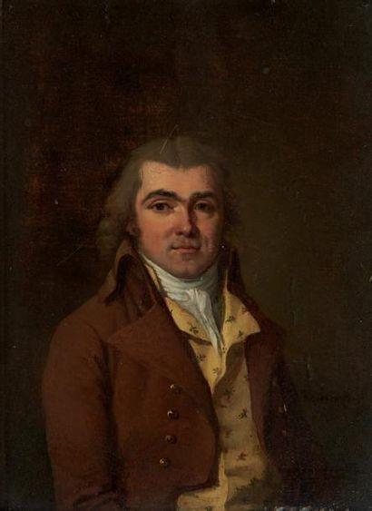 HENRI NICOLAS VAN GORP (PARIS 1746-1819)