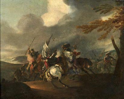 ATTRIBUÉ À HERMANN VAN LIN (1614-1681)