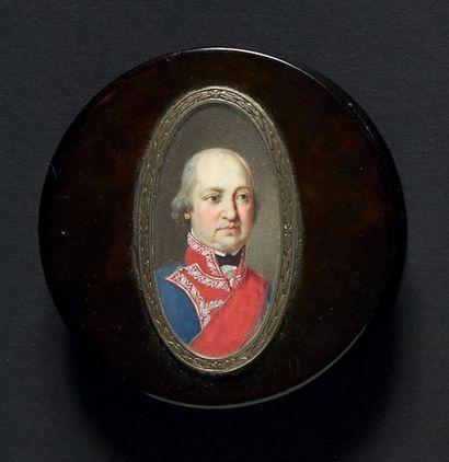 ÉCOLE AUTRICHIENNE VERS 1800