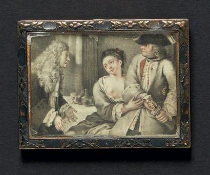 KARL-GUSTAV KLINGSTEDT (RIGA, 1657-PARIS, 1734)