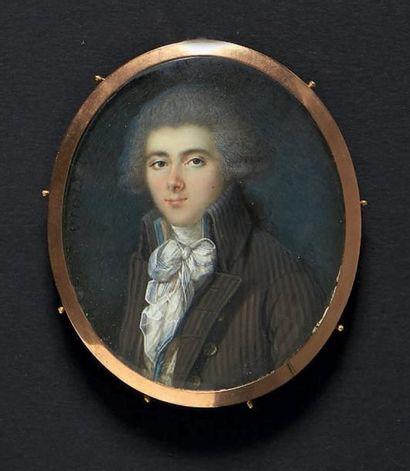 CHEVALIER DE MONT VIOL ((ACTIF DE 1787 À 1795)