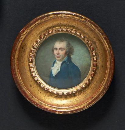 École FRANÇAISE vers 1790