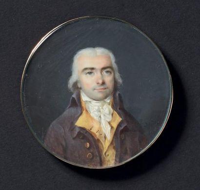 JEAN-BAPTISTE ISABEY (NANCY, 11 AVRIL 1767- PARIS, 18 AVRIL 1855)