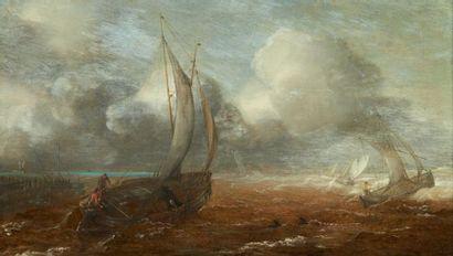 HANS GODERIS (HAARLEM 1600-1656)