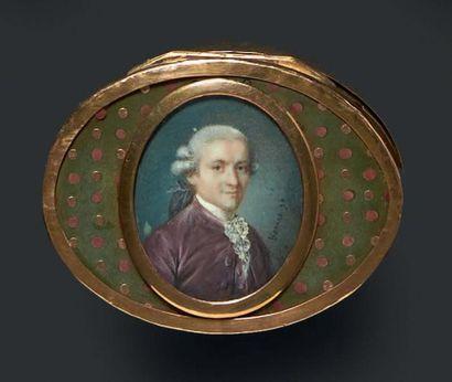 CLAUDE BORNET (PARIS, 1733-PARIS 1804)