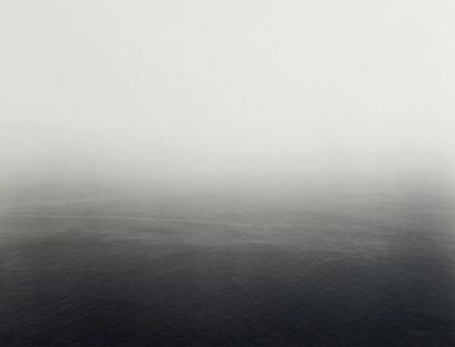 Hiroshi SUGIMOTO (né en 1948) Sea of Japan, 1980 Tirage argentique. Signée et numérotée....