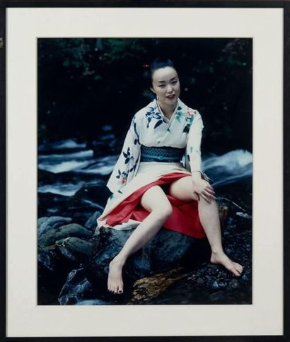 NOBUYOSHI ARAKI (NÉ EN 1950)