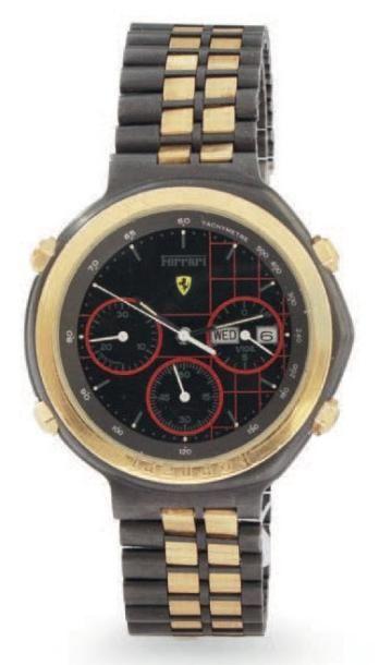 Ferrari (produite par Cartier)