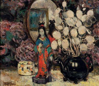 JEHAN FRISON (1882-1931)
