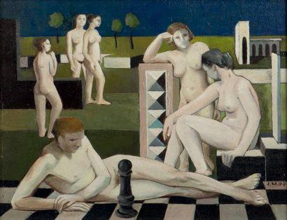 JACQUES MIDAVAINE (1925)