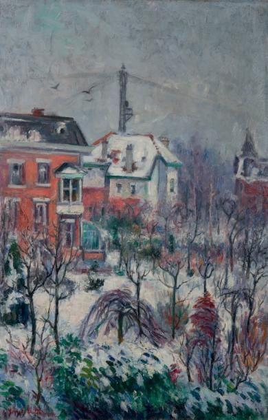 GEORGES CRETEN (1887-1966)