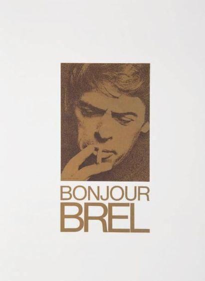 Bonjour Brel Portefolio pour Eric. Le porte-folio...