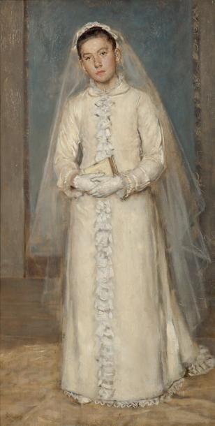 Xavier Mellery (1845-1921)